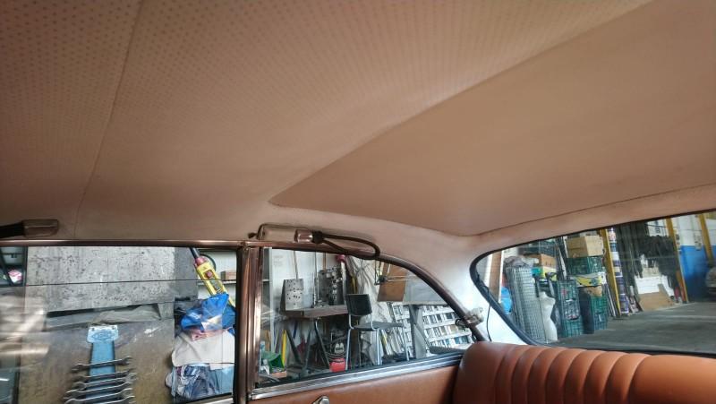 Arrivée d'Italie d'une ancienne dans mon garage d'Alfas ... File